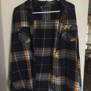 Volcom flannel, size S, great condition